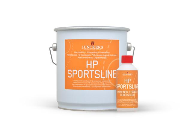 HP SportsLine Water-based two-component For painting court markings